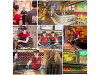 Kitchen Staff/Permanent/Clapham Junction/Tortilla