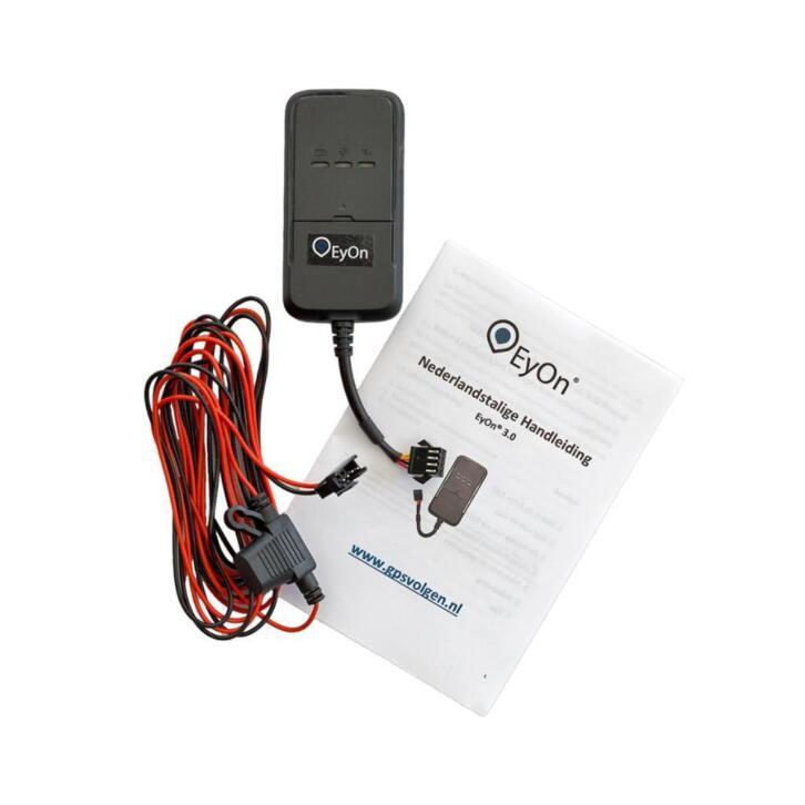 GPS Tracker voor Boot / Waterscooter - Incl. Smartphone app