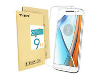 Yootech screen protector for Moto G4 (4th Generation)