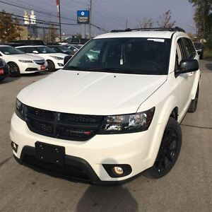 2016 Dodge Journey DEMO SXT BLACK TOP, HEATED SEATS, CONVENIENCE