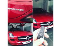 Mercedes Keys, EIS, ESL, ECU, repair, renew, replacement and coding Services