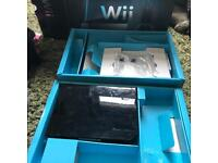 Nintendo wii games console