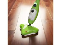 H2O X5 Mop 5 in 1 Portable Steam Mop - Used