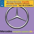 Europa CD s Mercedes Audio 50 Aps Comand navigatie DVD 2017