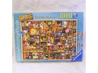 Ravensburger The Kitchen Cupboard 1000 Piece Puzzle Jigsaw New 191079
