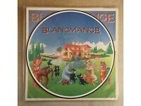Blancmange – Happy Families Picture disc ALBUM original 1982. Mint.