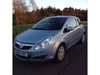 Vauxhall Corsa 1.2i Club 16v , ----- 3 Door Hatch , Metallic Blue ----- , Excellent Condition