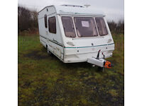 2002 abbey maverick sl 2 berth p/x poss