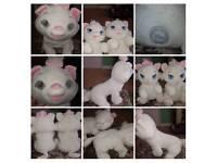 🌟Disney Store Aristocats Marie Soft Toy 3 Item Bundle🌟