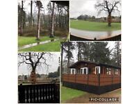 Stunning Bespoke Lodge