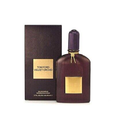 TOM FORD Velvet Orchid Eau De Parfum Spray 50ml/1.7oz NEW in Box, Sealed