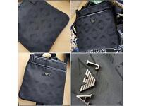 Armani Jeans Side/Messenger Bag - £45