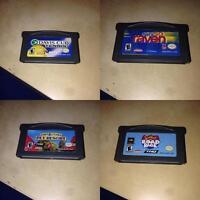 Jeux de GameBoy Advance
