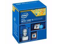 Processeur Intel Core i5-4670K (3.4 GHz) - 115£