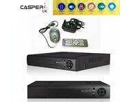 8CH Channel HD CCTV Digital Video Recorder 1080N TVI CVI AHD DVR H264 Real Time