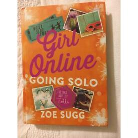 Zoe sugg- girl online going solo