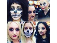 Halloween Party Makeup Fallowfield Manchester Salon from £25