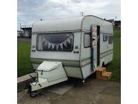 Great starter caravan