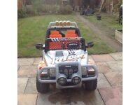 4x4 two seater jeep