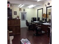 Barber required must be experienced good rate of pay
