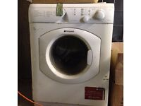 Hotpoint Washing Machine with issues