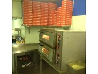 Pizza business for sale in Ashington