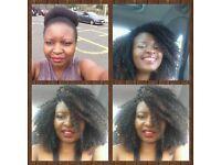 Afro-Carribean and European hair Stylist, Braids, custom wig,crochet braids, etc