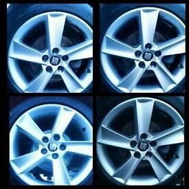 Car tyres seat IBIZA