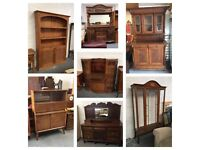 ** SIDEBOARDS, DRESSERS & CABINETS FOR SALE **