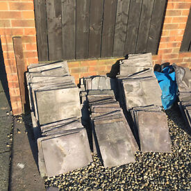 approx 850 slates selling as 500 just of roof