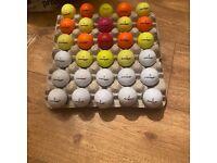 Golf balls 170 Dunlop balls
