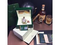 Rolex Daytona With TwoTone Strap White Face Comes Rolex Bagged and Boxed with Paperwork