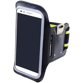 Wholesale Clearance! - 48 Universal Neoprene Sport Armband For Smartphones, Black
