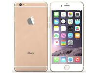 I phone 6s Gold Brand new condition EE