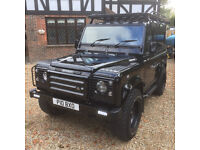2006 Land Rover Defender 90 Td5 XS Twisted Edition