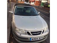 SAAB 9-3 VECTOR AUTO CONVERTIBLE WITH LEATHER SEATS LIMITED EDITION.
