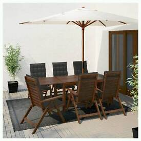 Beautiful Outdoor Table & Chairs