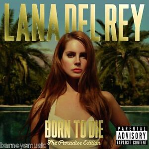 LANA-DEL-REY-RAY-NEW-SEALED-2-CD-SET-BORN-TO-DIE-PARADISE-EDITION-PA