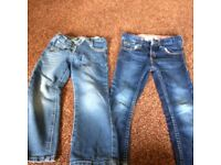 Age 2-3 jeans