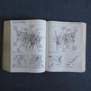 SUNBIRD 1991 SE 2.0L PARTS & DEALER MANUAL Cambridge Kitchener Area image 3