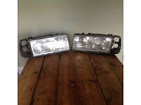 1992, LHD Volvo 940 TD Estate Headlights