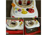 Graco Baby Walker with Music