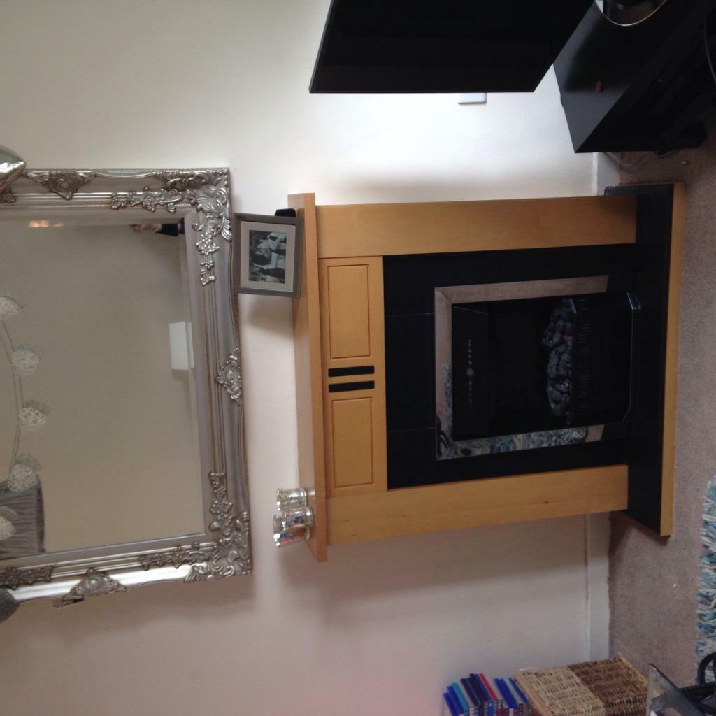 Electric Fireplace Suite For Sale Buy Sale And Trade Ads