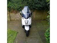 Gilera Yamaha t max beverley