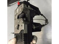 Vauxhall Combo Rear Door Mechanism used