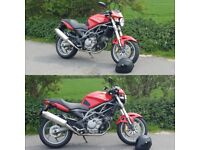 Cagiva Raptor 650ie 2006