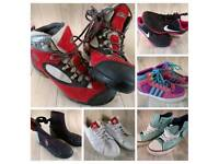 Mixed ladies shoes - various sizes