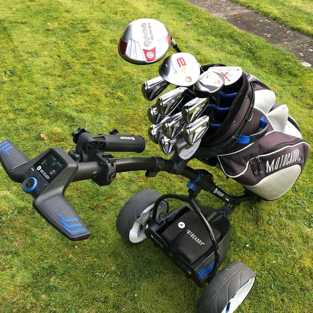 Taylormade Burner Complete Golf Set