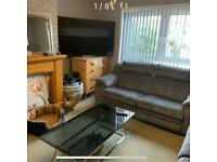 Double bedroom in 3 bed house