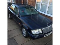 MERCEDES 200 E W124 RARE CLASSIC DRIVES PERFECT - OPEN TO OFFERS OR SWAPS